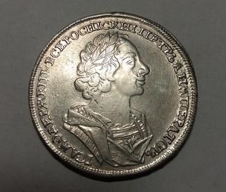 Рубль 1724
