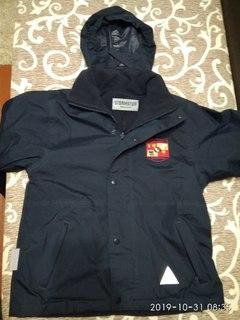 Двостороння куртка  Stormstuff р.L (9-10 років)