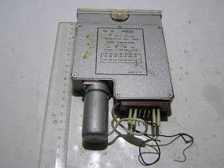 Микроамперметр М1632.