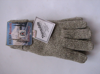 Перчатки Thinsulate(новые) 1