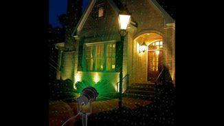 Лазерный уличный проектор Easymaxx