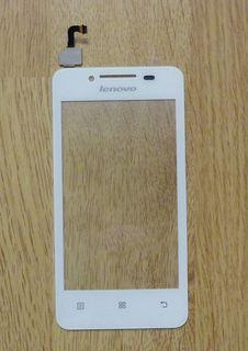 Тачскрин сенсор Lenovo A319 белый