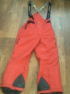 Atomic - фирменные спорт штаны(лыжи,горы,туризм)