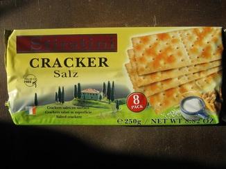 Крекер с солью