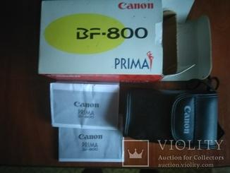 Фотоаппарат Canon PRIMA BF-800. Рабочий.Новый.
