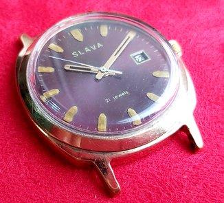 Часы Слава АУ10 (237)