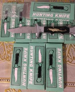 Ножі 9 шт