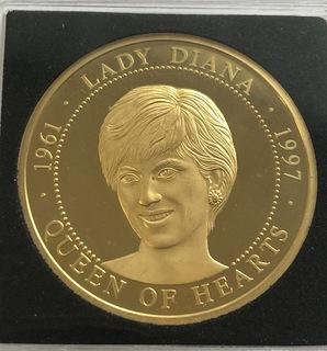 5000 лир 1997 год Ордине ди Мальта золото 31,1 грамм 999,9'