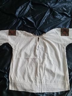 Старовинна вишивана сорочка
