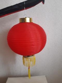 Китайский фонарь.