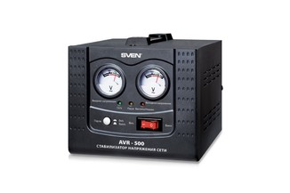 Стабилизатор напряжения SVEN AVR-500