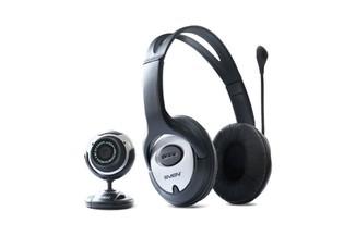 Веб-камера с гарнитурой SVEN ICH-7900