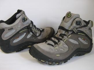Женские зимние ботинки Merrell. Waterproof. Оригинал.