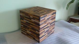 Куб підставка в стилі loft