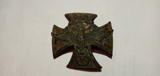 Кульмский крест. Питерскикий