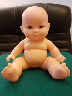 """Кукла """" Пупсик """"  На правой руке, средний пальчик загнут"""