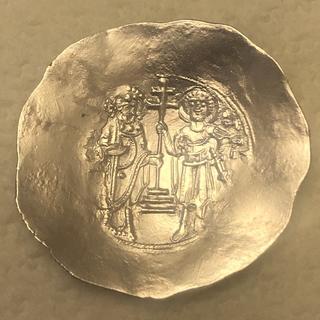 Візантія, аспрон, 1118-1143 р.р.