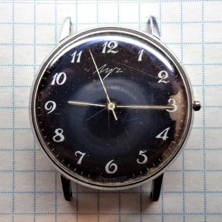 Часы Луч тонкий