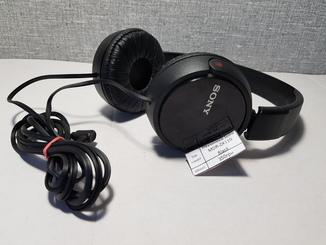 Наушники Sony ZX110 black Оригинал с Германии