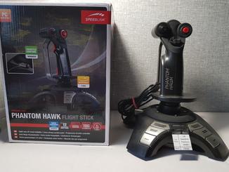 Игровой манипулятор (Джойстик) Speedlink Phantom HAWK SL-6638 Оригинал с Германии