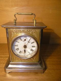 Часы каминные  UNGHANS