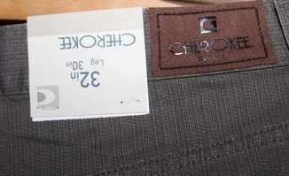 Штаны Cherokee  W32/ L30, cotton 100%