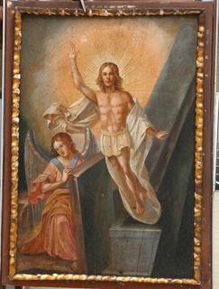Воскресение господа нашего Иисуса Христа. Барокко XVIII век