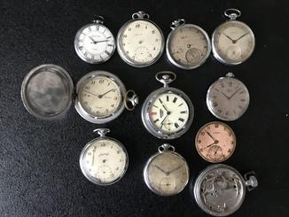 Часы карманные 10шт в ремонт
