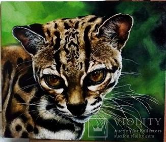Дикие кошки-Маргай(Марги).автор Березина К.