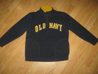Теплий флісовий батнік на 7-9 рочків Old Navy