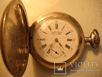 часы карманные Quartier girard, Швейцария
