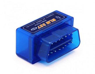 Автосканер-адаптер ELM327 mini Bluetooth для проведения диагностики авто