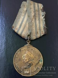 Медаль адмирал нахимов н 763