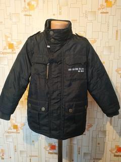 Куртка утепленная NEXT нейлон на рост 116(6 лет)