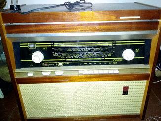 РАДИОЛА Ригонда / RIGONDA, Рижский радиозавод, СССР