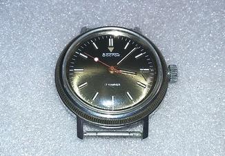 Часы наручные. СССР. Восток. На ходу.