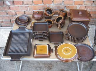 Набір Керамічного Посуду FRIESLAND Katen-Geschirr на 8 персон  з Німеччини
