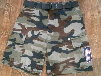 Army Tex  камуфляж шорты разм.XS