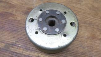 Ротор, магнит генератора на скутер