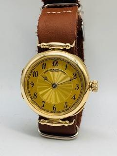 Часы Vacheron & Constantin. Золото 750.