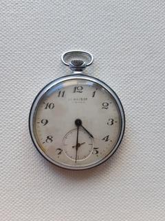 Карманные часы Молния Serkisof Рабочие