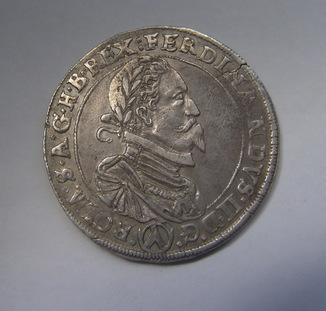 Талер 1624 р. Австрія. Фердинанд ІІ.