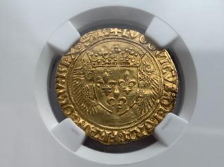 Экюдор 1498-1515г. Франция FR-325 LOUIS XII. FX 45