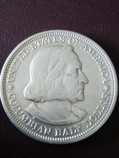 Пол Доллара США 1893 год.Всемирная Выставка.