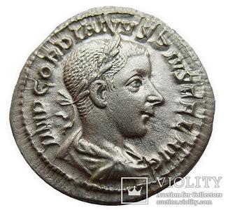 Денарий Гордиана ІІІ 238-244 г. н.э.
