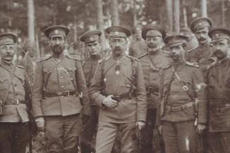 Генерал Клембовский при Николае 2