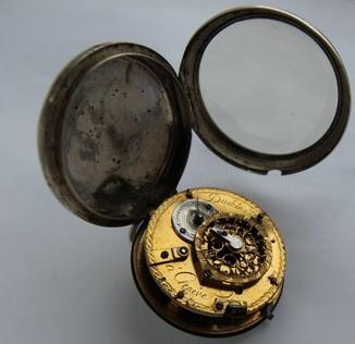 Фузейный механизм Женева Швейцария 1790-е гг (на ходу)