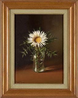 Картина Цветочный натюрморт Michele Taricco 1927, Triest Италия