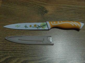 Нож кухонный металлокерамический Е-180 24см
