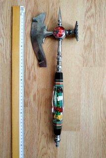 Топорик(томагавк) кухонный или сувенирный.